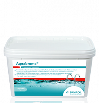 Aquabrome® bromine tabl..