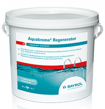 Aquabrome® reģenerators..