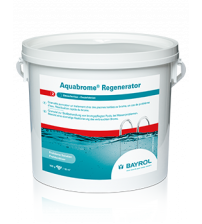 Aquabrome Regenerator