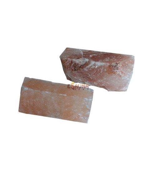 Briques de sel himalayennes