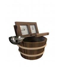 Sawo sauna accesories set 3 in 1 (Cedar)