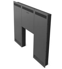 Schermo frontale STANDART per porta in metallo