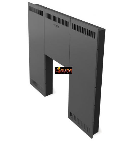 Front screen STANDART for metal door