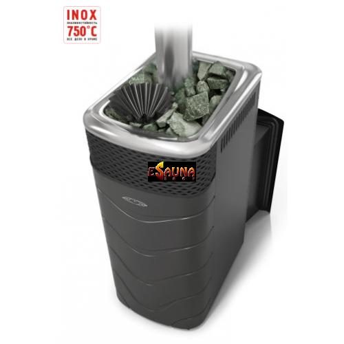 Malkinė pirties krosnelė - TMF Geyzer XXL 2017 Inox Vitra