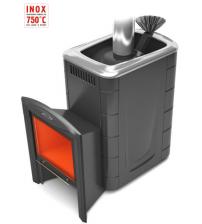 Malkinė pirties krosnelė - TMF Geyzer 2014 Vitra Inox