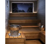 Innovazioni impianto sauna 2019-2020