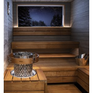 Sauna equipment innovations in 2019-2020