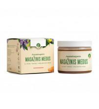 Odświeżający i stymulujący miód do masażu