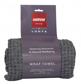 Harvia από την πετσέτα ..
