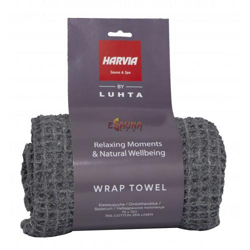Harvia by Luhta Sauna Towel in Sauna accessories on Esaunashop.com online sauna store