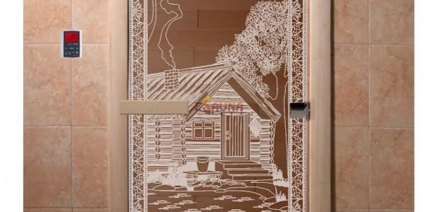 Glass Door for Sauna, How to Choose It