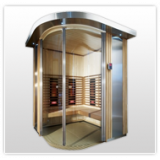 Kabíny infračervenej sauny