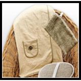 Saunový textil