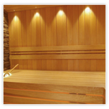 Sauna LED light
