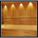 Sauna LED lumière