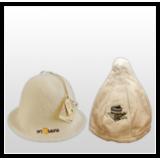 Sauna hoeden