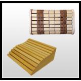 Sauna Kopfstutzen und Sitzauflage