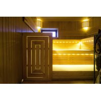 Sauna v Kretinge