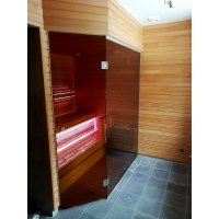 Infra - Sauna à Nida