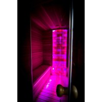 Infračervená sauna v Šiah