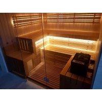 Sauna vo Vilniuse