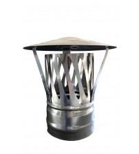 Dūmtraukio stogelis - žiežirbų gaudiklis 0,5mm