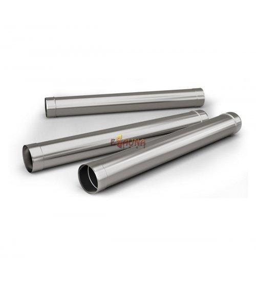 Nerūdijančio plieno įdėklas 1 m, 0.5mm