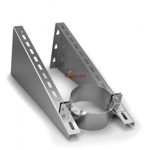 A ceiling bracket adjustable