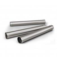 Nerūdijančio plieno įdėklas 0,5 m, 0.5mm