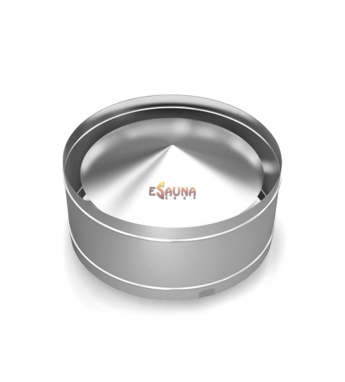 Déflecteur-receveur 0,5mm