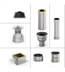 Skorsten system kit