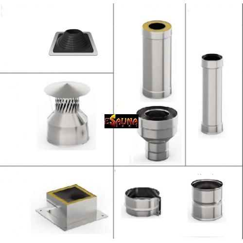 Chimney system kit