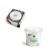 Θαλασσινό αλάτι για σάουνες, Λεβάντα