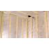 Sauna heat insulation FF-PIR in Sauna building on Esaunashop.com online sauna store