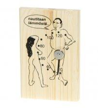 Thermomètre Hupi