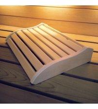 Reposacabezas de sauna