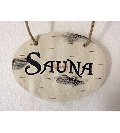 Keramikinė lentelė - Sauna