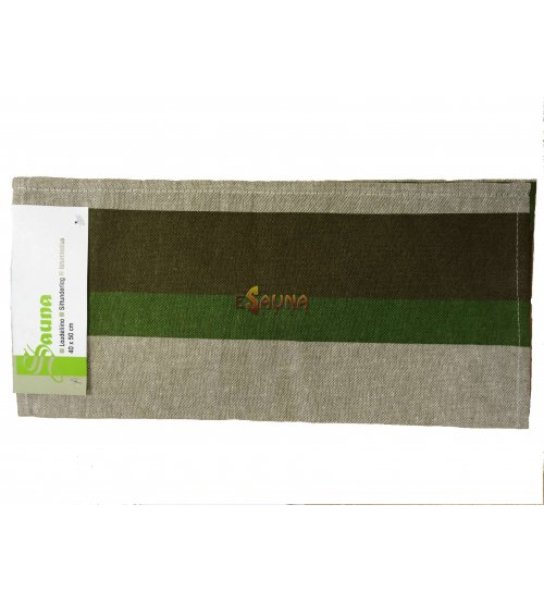 Towel for sauna 40x50 cm