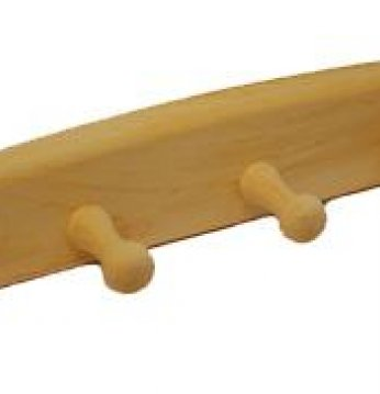 The wooden hanger, 5 ho..