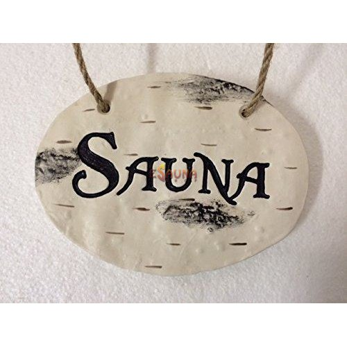 Ceramic plate for Sauna