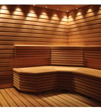 Ensembles d'éclairage de sauna VPL20-F335 CARIITTI