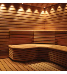 Illuminazione sauna VPAC-1527-N211 CARIITTI