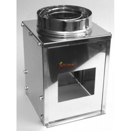 Aikštelė pastatoma Steel in Woodburning heaters on Esaunashop.com online sauna store