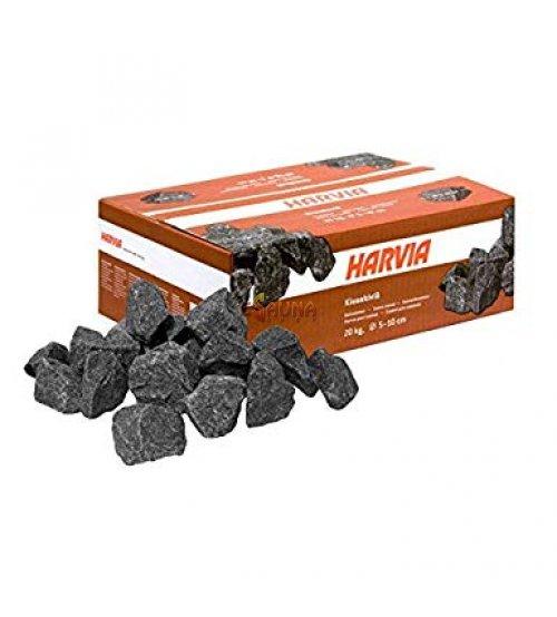 Оливин диабаз камни HARVIA 5 - 10 цм