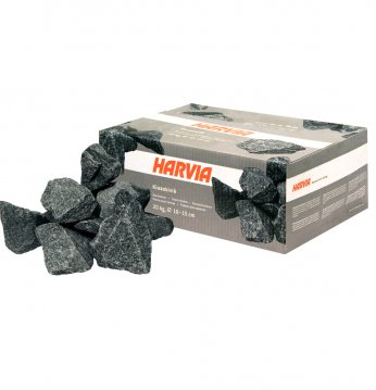 Harvia sten, 10-15 cm..