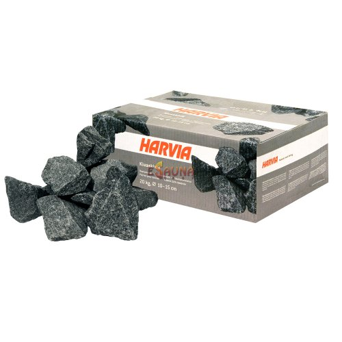 Harvia akmenys, 10-15cm