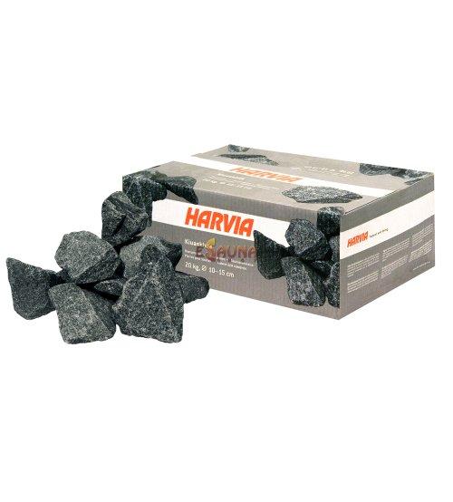 Оливин диабаз камни HARVIA 10 - 15 цм