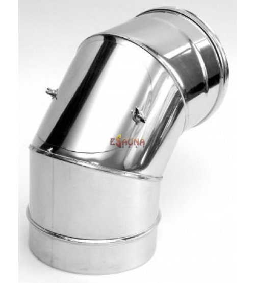 Elbow Stainless Steel, 85°