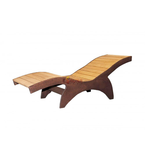 Седалка за сауна VIP, елша