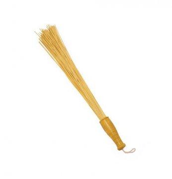 Bamboo whisk..